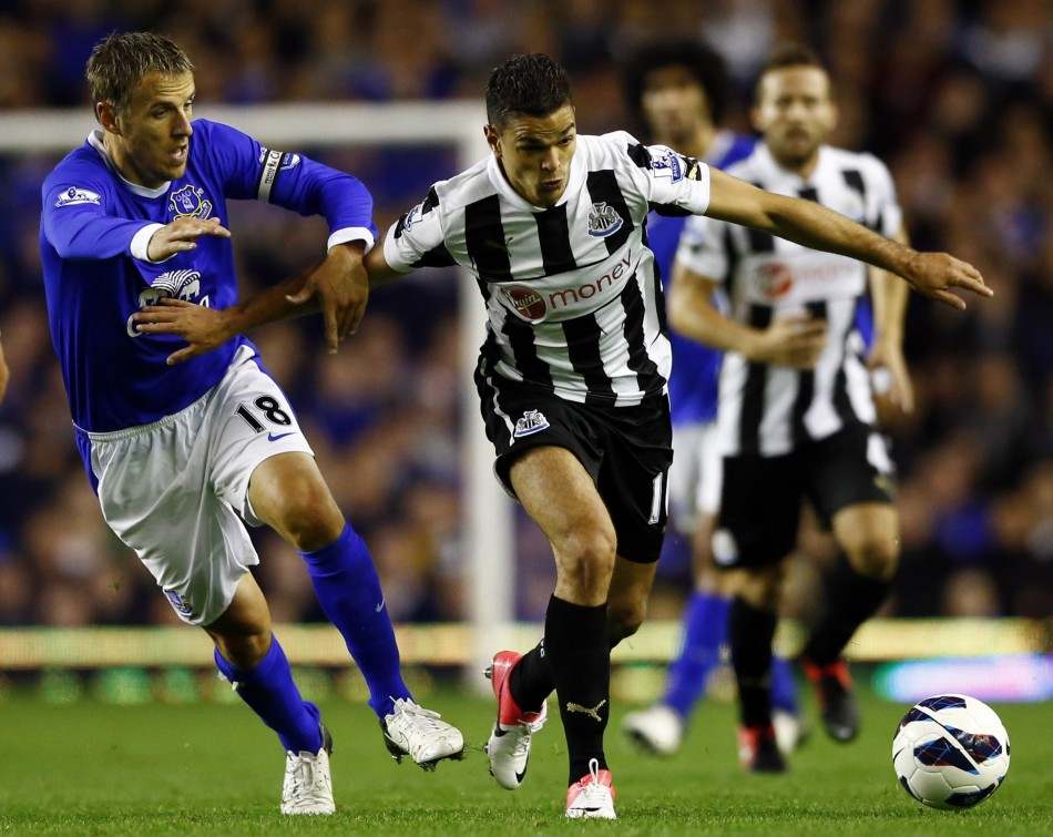 Everton v Newcastle United