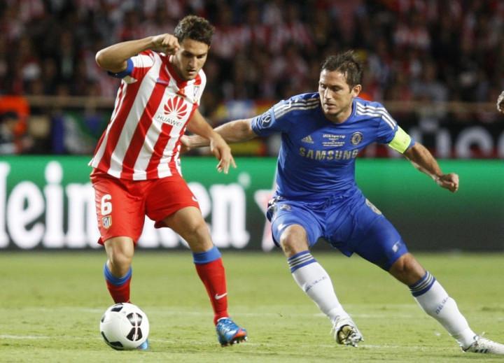 Frank Lampard (R)