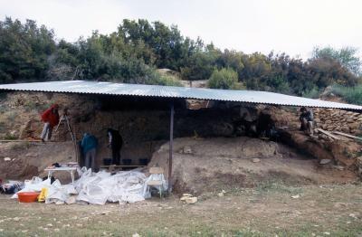 Moll's Salt site in Tarragon, Spain.