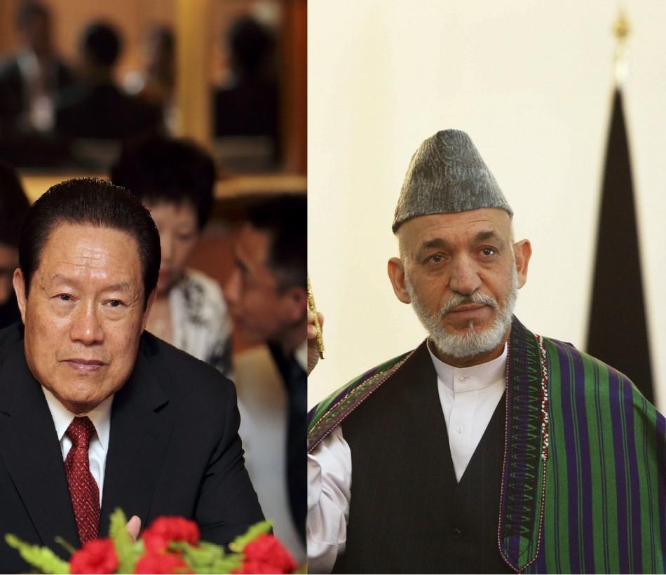 karzai and zhou