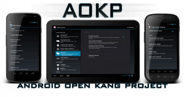 Update Galaxy W I8150 to Android 4.0.4 ICS with AOKP ROM [How to Install]