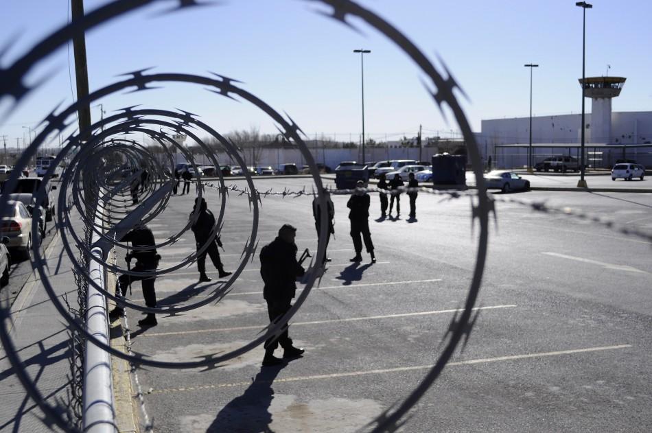 Mexico prisons
