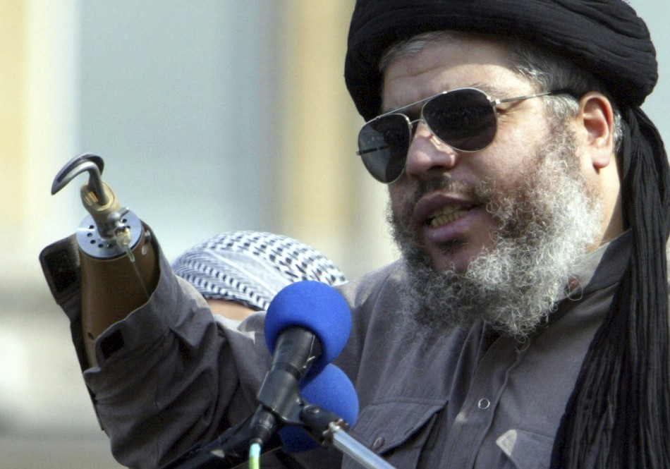 Abu Hamza now faces imminent extradition to the US to face terrorism charges (Reuters)