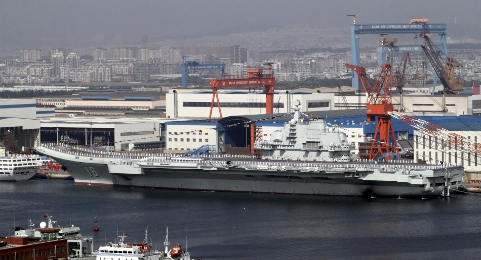 China first carrier