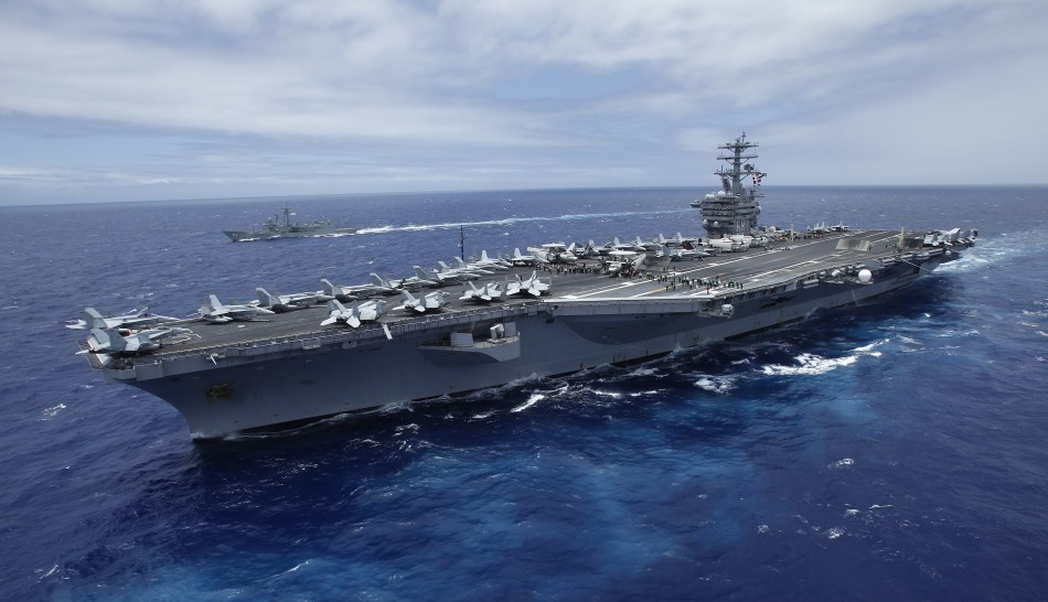 US Navy's newest aircraft carrier clears round of sea trials
