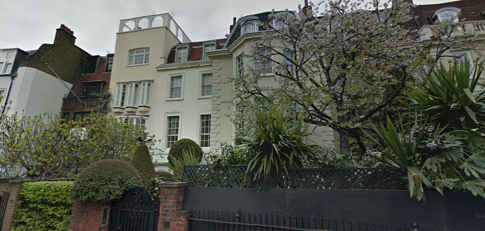 So plush: Properties in Cheyne Walk