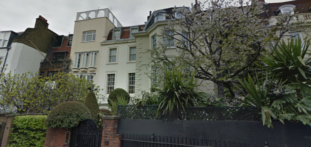 So plush: Properties in Cheyne Walk