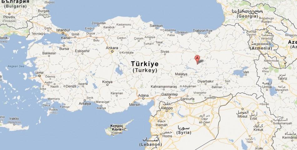 Turkey Blast Kills at Least Five Soldiers in Tunceli