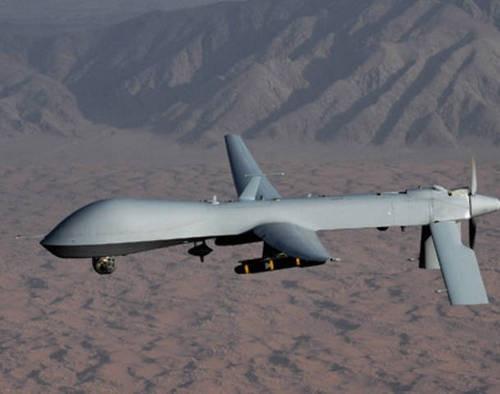 Haqqani Leader Reportedly Killed In Pakistan Drone Strike