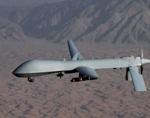 Haqqani Leader Reportedly Killed In Pakistan Drone Strike
