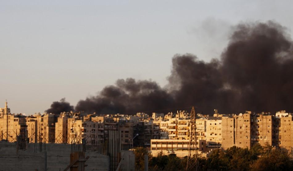 Blasts in Damascus