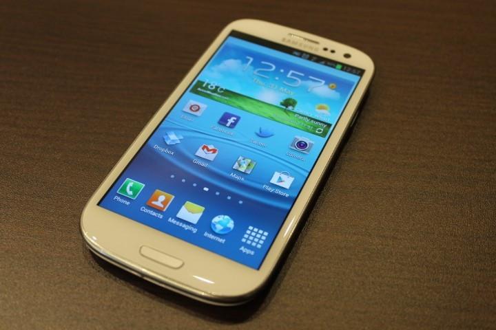 Samsung smartphone hack
