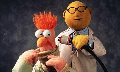 Beaker and Honeydew