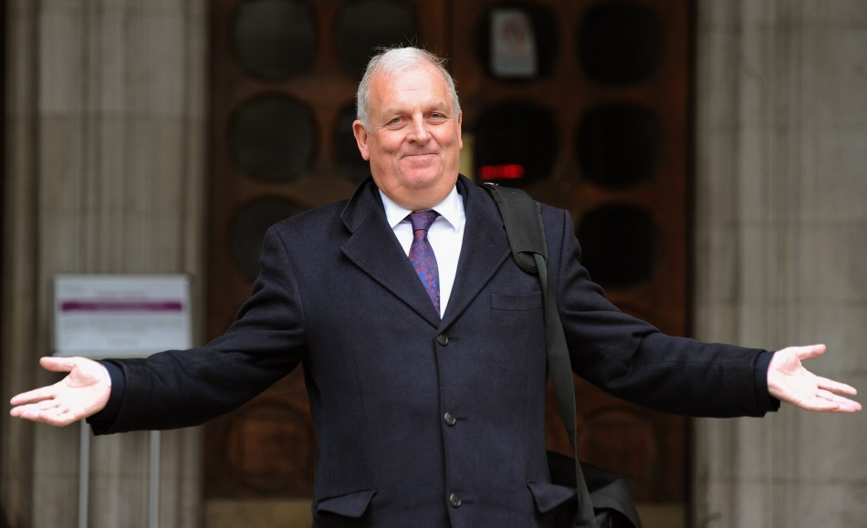 """Kelvin macKenzie previously offered his """"profuse apologies"""" for the Sun's coverage of the 1989 Hillsborough disaster (Reuters)"""