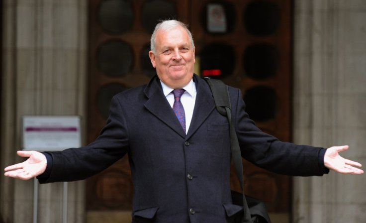Kelvin macKenzie previously offered his