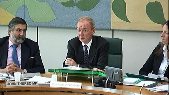 (Photo: Parliament TV)