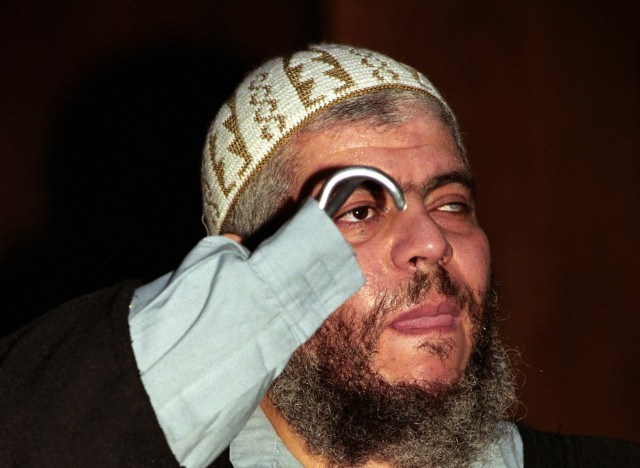 Abu Hamza has been fighting extradition since 2004 (Reuters)