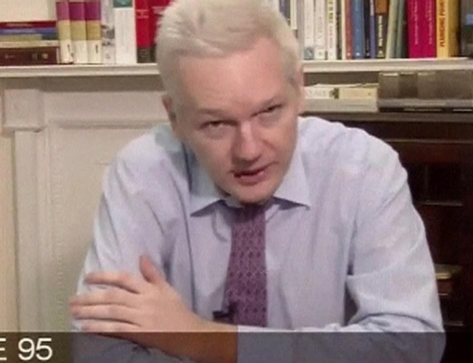 Assange asylum