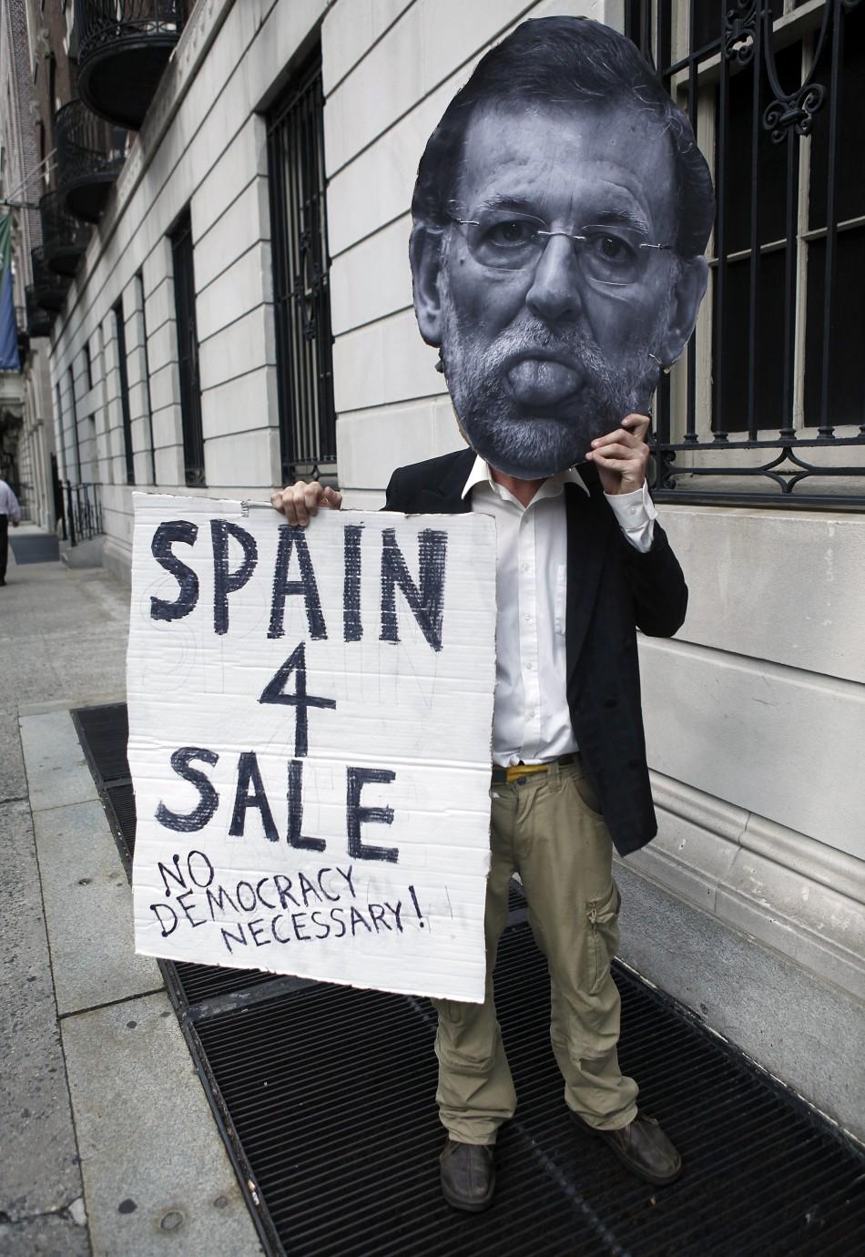 Spain Nears €300 Billion Bailout as ECB, IMF Push Madrid - Dutch Media