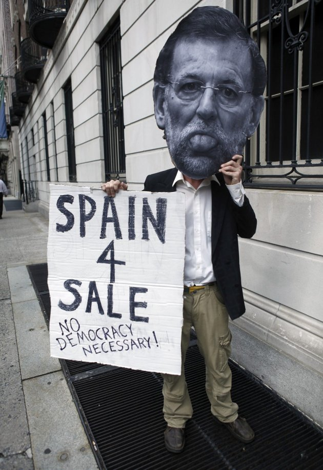 Spain Nears €300 Billion Bailout as ECB, IMF Push Madrid - Dutch Media