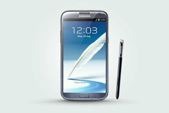 Samsung Galaxy Note 2 Launches in South Korea