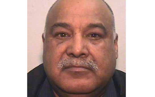 Shabir Ahmed was a leader of the Rochdale gang that groomed young girls for sex (GMP)
