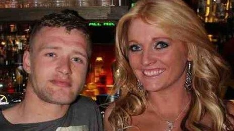 A tribute page to the couple has been set up on Facebook