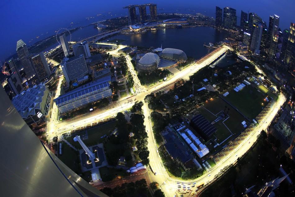 2012 Singapore Formula 1 Grand Prix