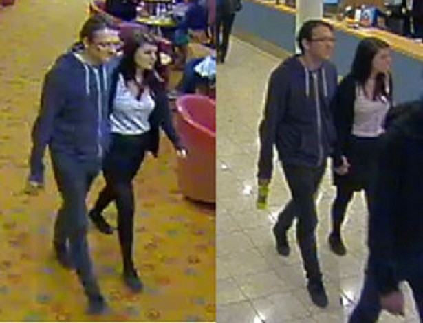 Image of Stammers and Forrest released by Sussex Police