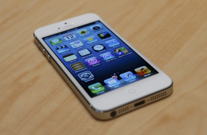 The Top Eight 4G Handsets: Apple iPhone 5