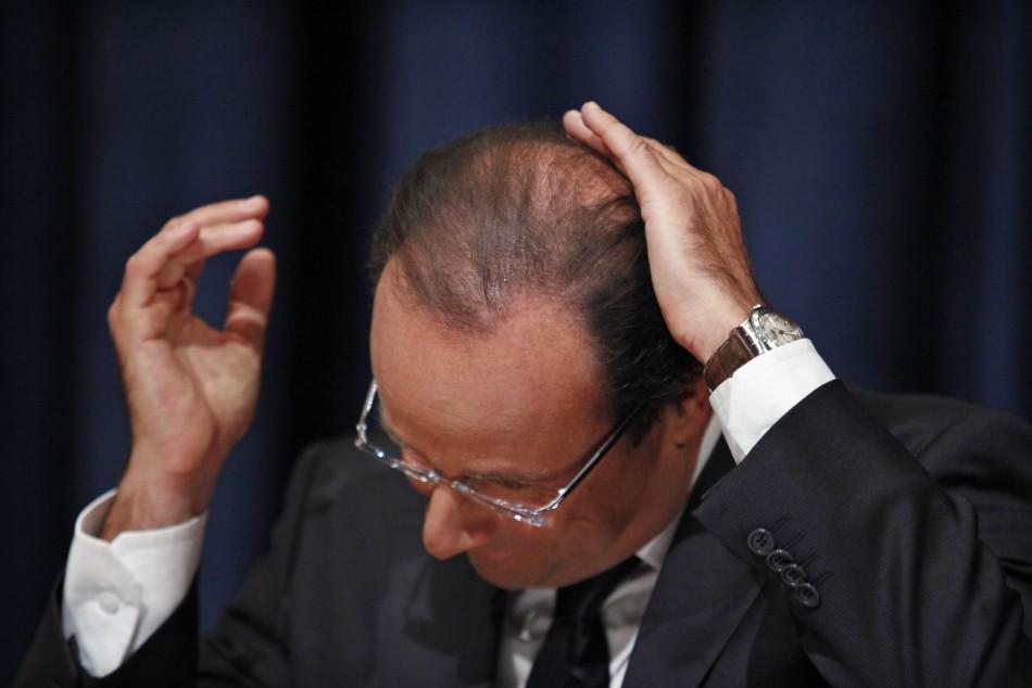 France budget 2013