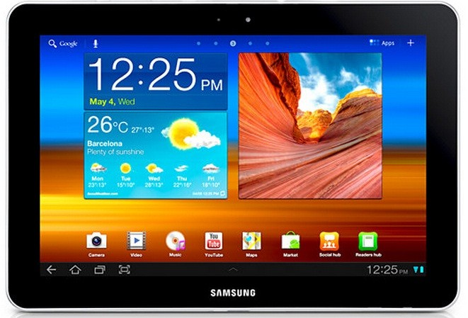 android 4 0 4 xwlp6 ics official firmware released for galaxy tab 10 1 p7500 how to install