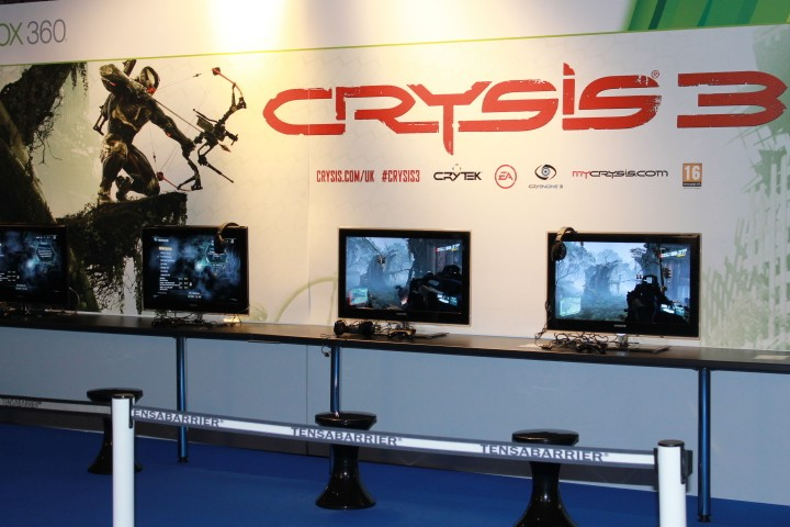 Crysis 3 Hands-on Preview