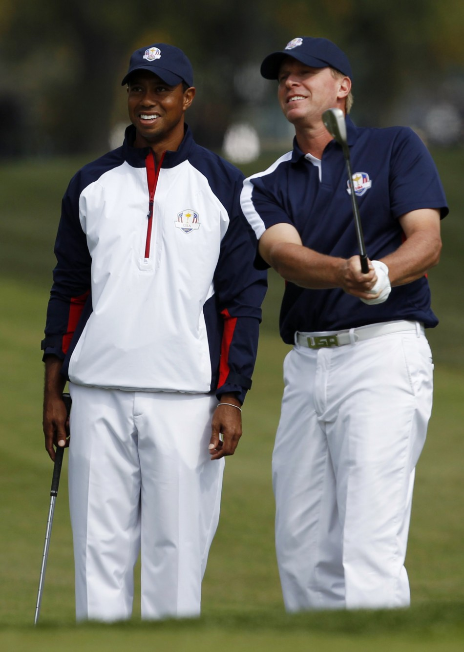 Woods and Stricker