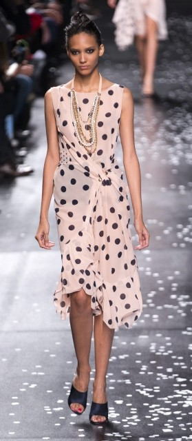 Paris Fashion Week Peter Coppings Collection
