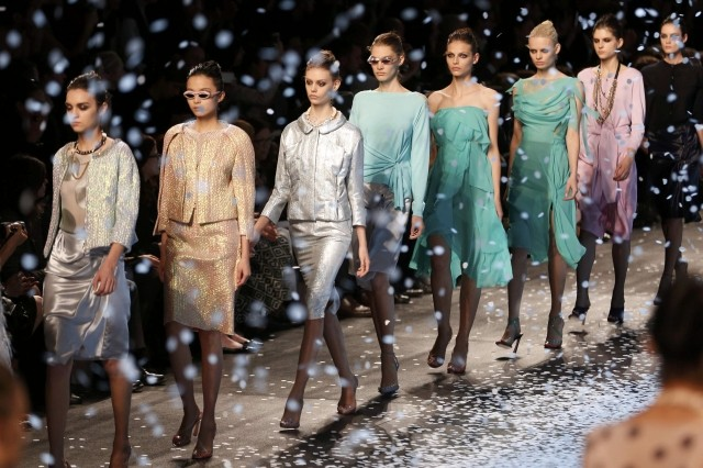 Paris Fashion Week: Peter Copping's Collection