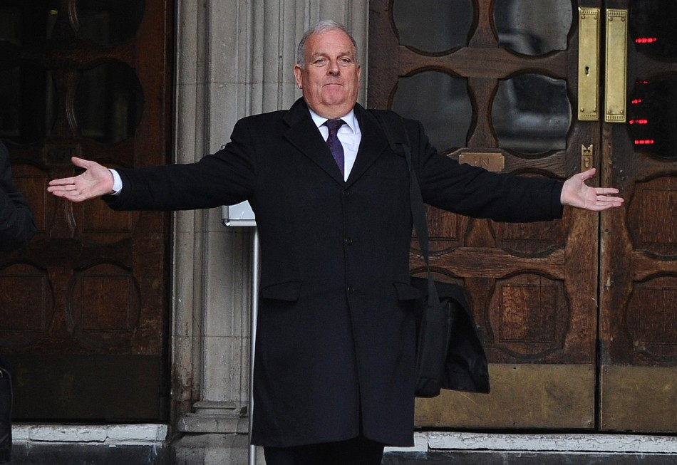 "Kelvin MacKenzie previously offered his ""profuse apologies"" for the Sun's coverage of the 1989 Hillsborough disaster (Reuters)"