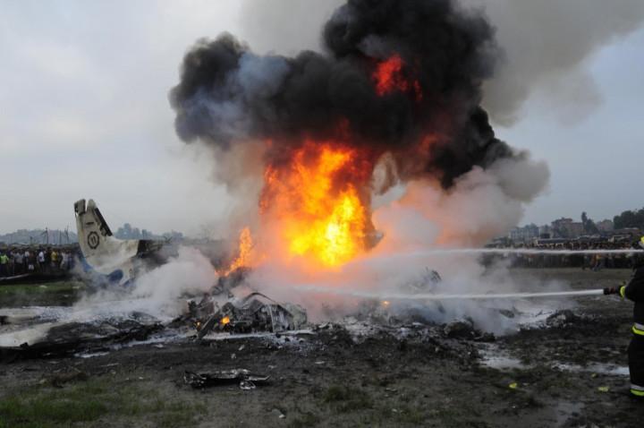 Nepal crash