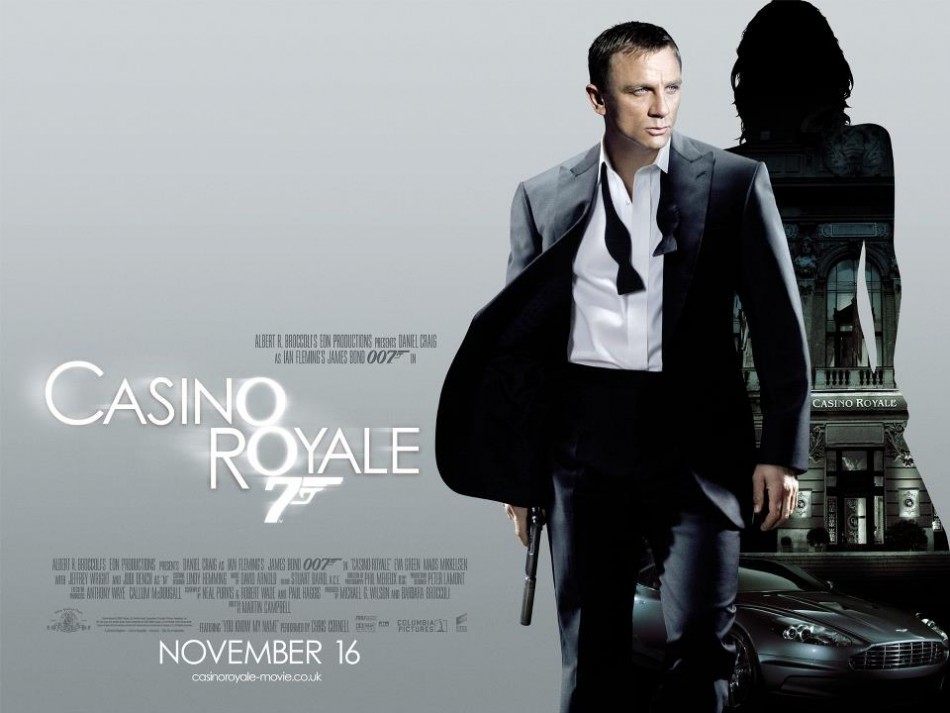 James bond casino royale movie free download linwood ford poker