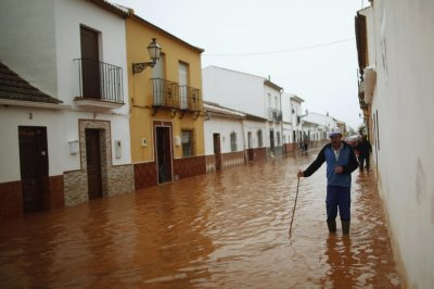 Floods in Southern Spain