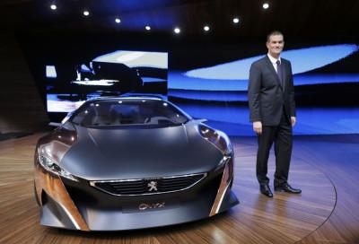 Paris Motor Show 2012