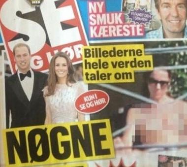 Danish mag runs fresh snaps