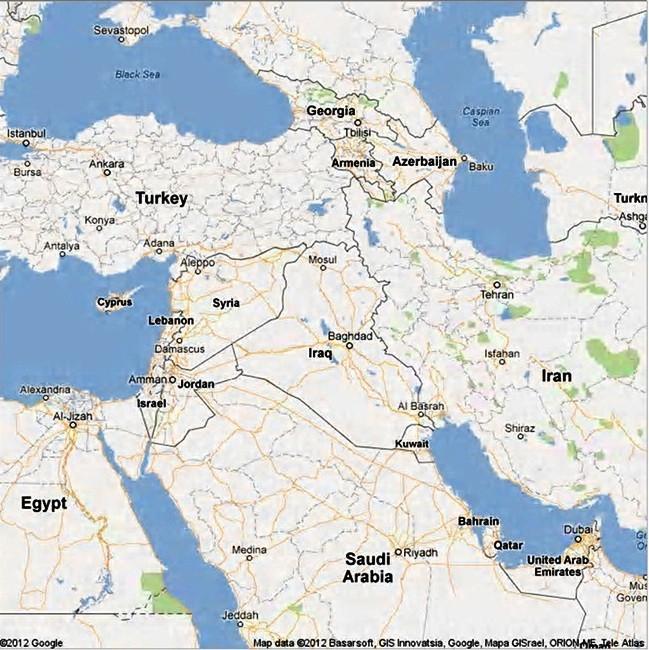 Iraq Serial Blasts