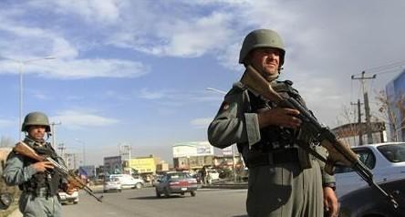 Troops in Afganistan
