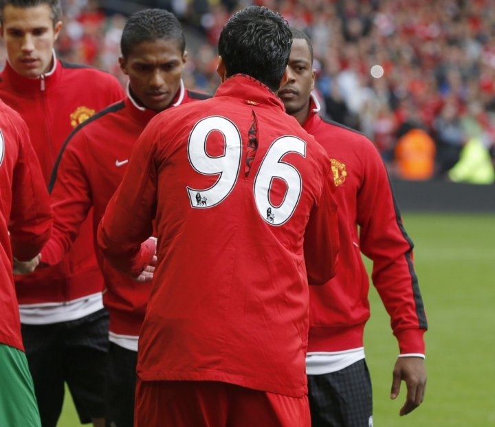 The Patrice Evra - Luis Suarez Incident
