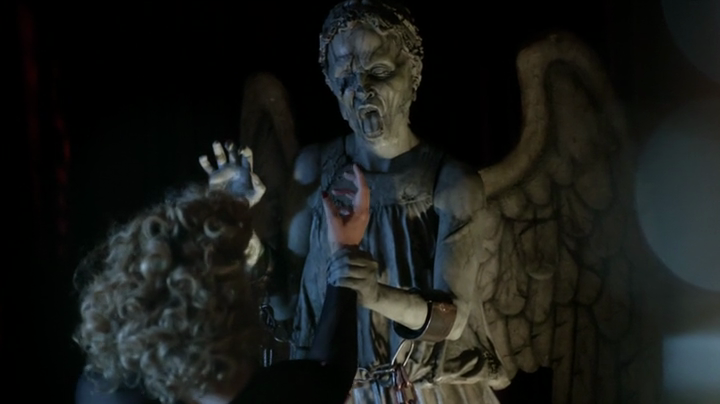 Doctor Who Season 7 Episode 5 Review The Angels Take