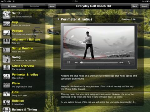 Everyday Golf Coach HD