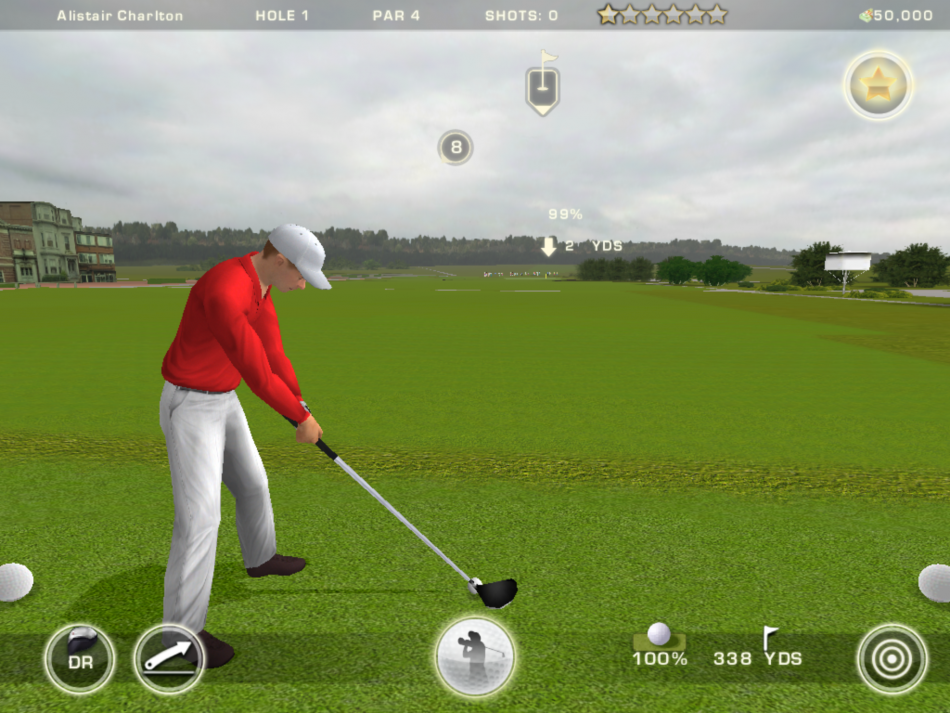 Tiger Woods PGA 12