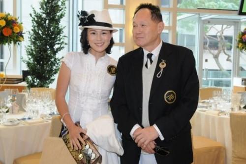 Cecil and Gigi Chao
