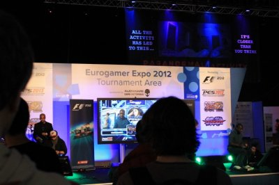 Competition booth